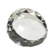 Crystal Facet Paperweight